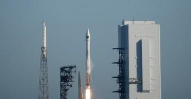 Nuevo satélite GPS es lanzado al espacio
