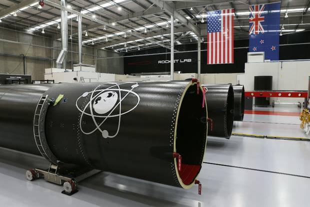 Nueva facilidad de Rocket Lab