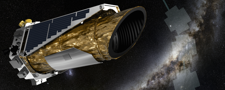 Ilustración de Kepler