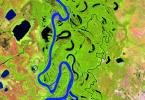 Imagen Landsat