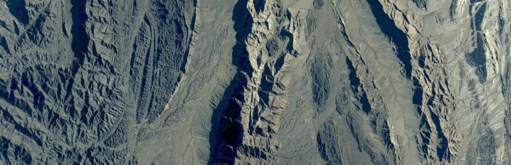 Montañas de Kandahar, Afsganistán
