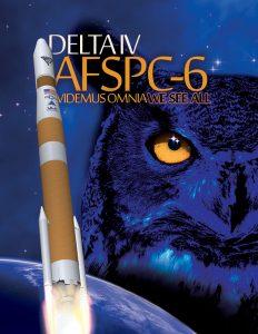 Misión AFSPC-6