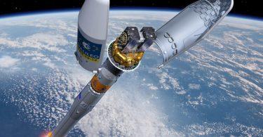 Lanzamiento Galileo