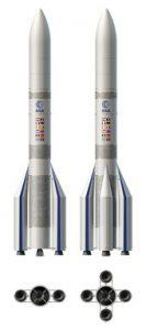 Ariane-A62 y A64