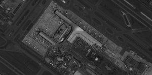 Aeropuerto de Bogotá, Colombia. Imagen Earth-i