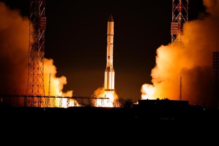 Lanzamiento Eutelsat 9B