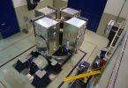 Satélites Galileo para el lanzamiento cuádruple