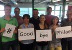 Despedida a Philae