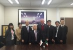 Reunión entre AEM y JAXA de México y Japón respectivamente