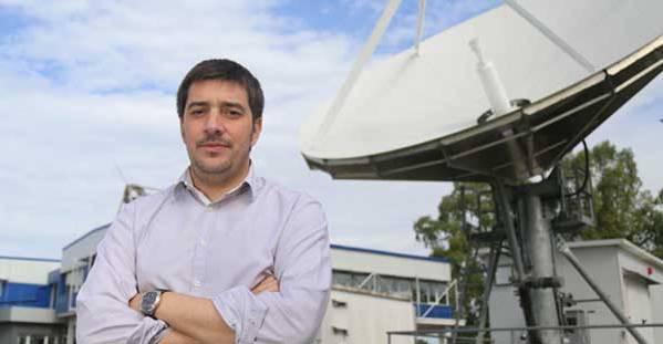 Matías Bianchi, presidente de ARSAT entre 2013 y 2015.