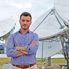 Rodrigo De Loredo, actual presidente de ARSAT y yerno del Ministro Aguad
