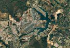 Brasilia por Landsat-8