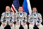 Nueva tripulación de la ISS - Expedición 47