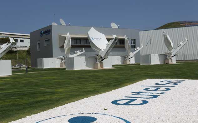 Telepuerto de Eutelsat