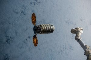 La nave Cygnus de Orbital ATK