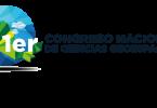 Logo del Primer Congreso Nacional de Ciencias Geoespaciales