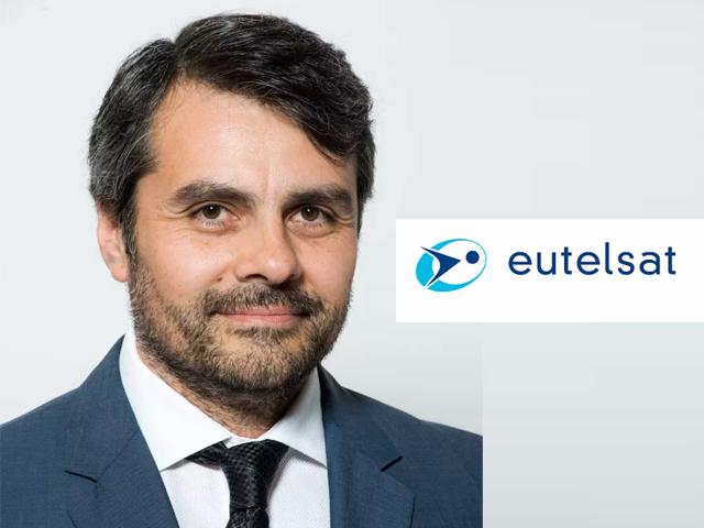 Alejandro Neri, de Eutelsat