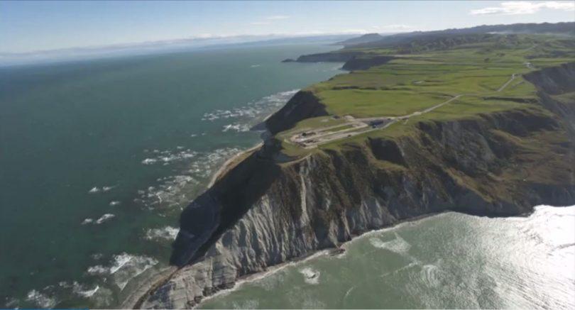 Complejo de lanzamiento de Rocket Lab en Nueva Zelanda