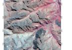 Mapa Satelital de las áreas afectadas en Puno