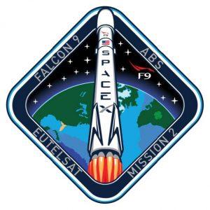 Logo de la Misión SpaceX