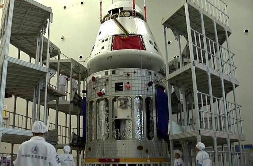 La nave tripulada china de nueva generación — Latam Satelital