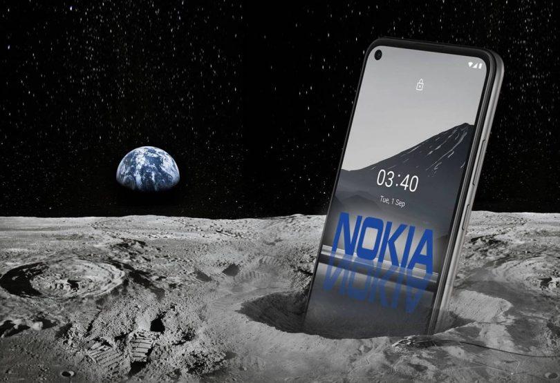 Nokia desplegará una red 4G en la Luna — Latam Satelital